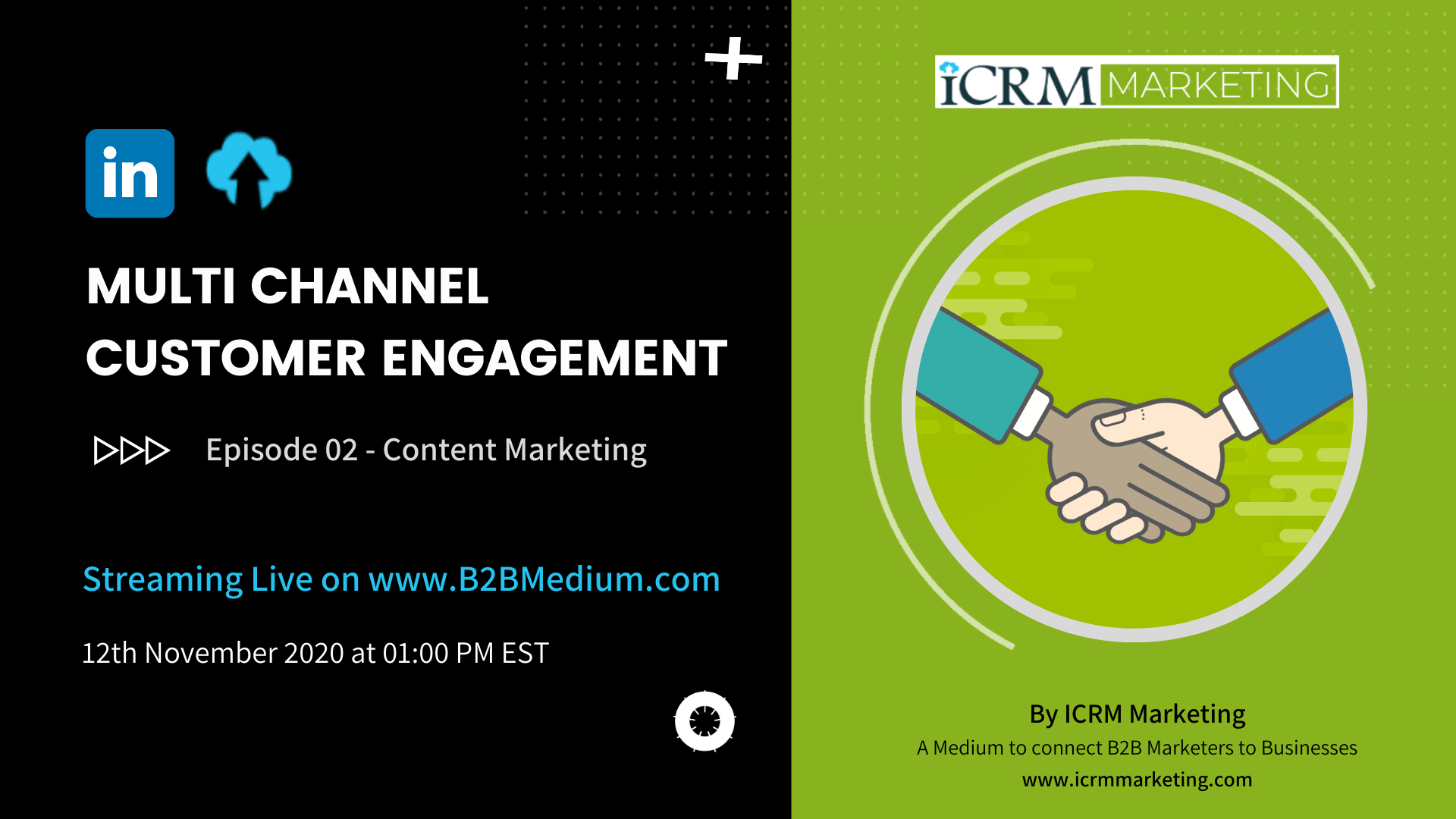 Multi-channel customer enagement - (Episode 02 - Content Marketing)